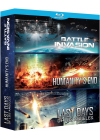 Fantastique : Humanity's End - La fin est proche + Last Days of Los Angeles + Battle Invasion (Pack) - Blu-ray