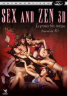Sex and Zen 3D - DVD