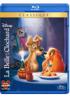 La Belle et le clochard - Blu-ray