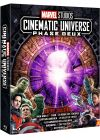 Marvel Studios - Cinematic Universe : Phase Deux - Blu-ray