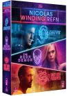 Nicolas Winding Refn : Drive + The Neon Demon + Only God Forgives (Pack) - Blu-ray