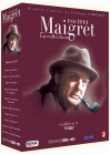 Maigret - La collection - Coffret 10 DVD (Vol. 16 à 20) - DVD
