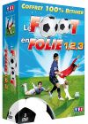 Le Foot en folie - Coffret 3 DVD (Pack) - DVD