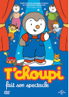 T'choupi fait son spectacle (DVD + CD) - DVD