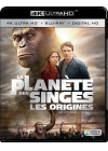 La Planète des Singes : Les origines (4K Ultra HD + Blu-ray + Digital HD) - Blu-ray 4K