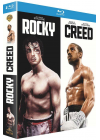 Rocky + Creed (Pack) - Blu-ray