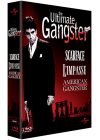 The Ultimate Gangster - Coffret - American Gangster + Scarface + L'impasse - Blu-ray