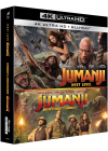 Jumanji : Bienvenue dans la jungle + Next Level (4K Ultra HD + Blu-ray) - 4K UHD
