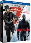 Les Sept Mercenaires + Equalizer (Blu-ray + Copie digitale) - Blu-ray