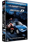 Coffret Speed Racing : The Legend of Speed + Initial D - Le Film (Pack) - DVD