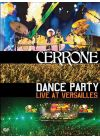 Cerrone - Dance Party - Live at Versailles (DVD + CD) - DVD