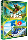 Epic - La bataille du Royaume Secret + Rio (Pack) - DVD