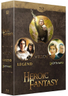 Heroic Fantasy : Legend + Willow + Ladyhawke (Pack) - Blu-ray