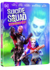 Suicide Squad (Blu-ray + Blu-ray Extended Edition + Copie digitale UltraViolet - Édition boîtier SteelBook) - Blu-ray