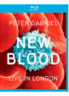 Peter Gabriel - New Blood, Live in London - Blu-ray