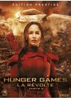 Hunger Games - La Révolte : Partie 2 (Édition Prestige Combo Blu-ray 3D + Blu-ray + DVD) - Blu-ray 3D
