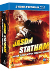 Jason Statham - Coffret - Killer Elite + Hyper Tension + Chaos (Pack) - Blu-ray