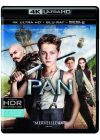 Pan (4K Ultra HD + Blu-ray + Copie Digitale UltraViolet) - Blu-ray 4K