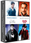 Johnny Depp : Transcendance + Charlie Mortdecai + Dark Shadows + Charlie et la chocolaterie (Pack) - DVD