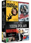 Coffret 100% Polar : Deadly Honeymoon + Sous surveillance - Hidden Camera + Reflections (Pack) - DVD