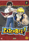 ZatchBell ! - Coffret 1 (Pack) - DVD