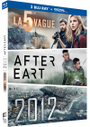 La 5e vague + After Earth + 2012 (Blu-ray + Copie digitale) - Blu-ray