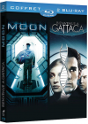 Coffret Science-fiction - Moon + Bienvenue à Gattaca (Pack) - Blu-ray