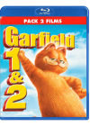 Garfield : Le Film + Garfield 2 (Pack 2 films) - Blu-ray