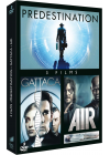 Coffret 3 films : Predestination + Gattaca + Air (Pack) - DVD