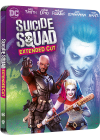 Suicide Squad (4K Ultra HD + Blu-ray Extended Edition - Boîtier SteelBok) - 4K UHD