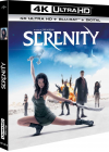 Serenity (4K Ultra HD + Blu-ray + Digital UltraViolet) - Blu-ray 4K