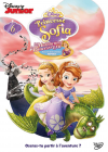 Princesse Sofia - 6 - La malédiction de Princesse Eva - DVD