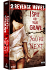 2 Revenge Movies : I Spit On Your Grave + You're Next (Pack) - DVD