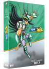 Saint Seiya - Les chevaliers du Zodiaque - Intégrale Collector (Version non censurée) - Dragon Box Part. 2 - DVD