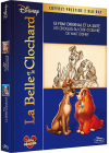 La Belle et le clochard + Le Belle et le clochard 2 - L'appel de la rue (Édition Prestige) - Blu-ray