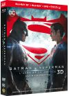 Batman v Superman : L'aube de la justice (Ultimate Édition - Blu-ray 3D + Blu-ray + DVD + Copie digitale) - Blu-ray 3D
