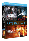 Coffret Arts martiaux : Ichi + Flying Shadow + Bruce Lee - La mémoire du Dragon (Pack) - Blu-ray