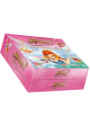 Winx Club - Le secret du royaume perdu (Coffret) - DVD