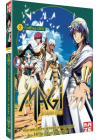 Magi - The Labyrinth of Magic - Saison 1, Box 2/2 - DVD