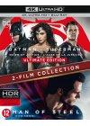 Collection 2 films : Batman v Superman : L'aube de la justice + Man of Steel (4K Ultra HD + Blu-ray) - Blu-ray 4K