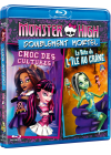 Monster High - Doublement mortel : Choc des cultures ! + La Bête de l'Île au Crâne (Blu-ray + Copie digitale) - Blu-ray