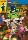 LEGO DC Comics Super Heroes : La Ligue des Justiciers - S'évader de Gotham City (+ Goodies) - DVD