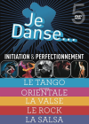 Je Danse... Le Tango + La danse orientale + La Salsa + La valse + Le Rock : Initiation et perfectionnement - DVD