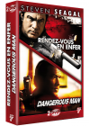 Rendez-vous en enfer + Dangerous Man (Pack) - DVD