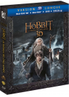 Le Hobbit : La bataille des cinq armées (Version longue - Blu-ray 3D + Blu-ray + DVD + Copie digitale) - Blu-ray 3D
