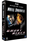 Hell Driver + Ghost Rider, l'esprit de vengeance (Pack) - Blu-ray 3D
