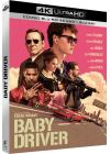 Baby Driver (4K Ultra HD + Blu-ray + Digital UltraViolet) - Blu-ray 4K