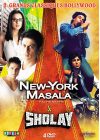 Coffret Bollywood 3 - New-York Masala + Sholay - DVD