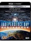 Independence Day : Resurgence (4K Ultra HD + Blu-ray + Digital HD) - Blu-ray 4K