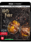 Harry Potter et les Reliques de la Mort - 1ère partie (4K Ultra HD + Blu-ray + Copie Digitale UltraViolet) - Blu-ray 4K